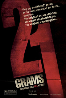 21 Grams movie dvd video