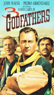 3 Godfathers movie video dvd