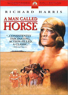 A Man Called Horse dvd video movie