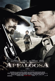 Appaloosa  movie dvd video