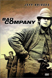 Bad Company movie video dvd
