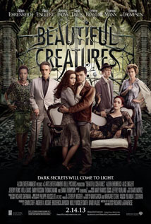 Beautiful Creatures dvd movie video
