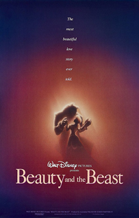 Beauty and the Beast animation fantasy family dvd video movie
