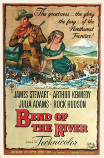Bend of the River dvd movie video