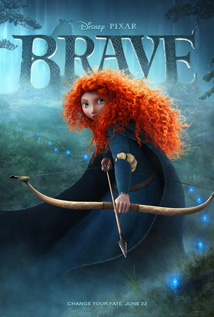 Brave animation comedy movie dvd video