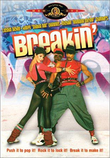 Breakin'  dvd video movie