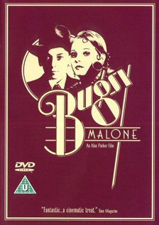 Bugsy Malone movie video dvd