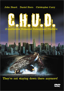 C.H.U.D. video movie dvd