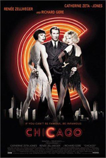 Chicago movie video dvd