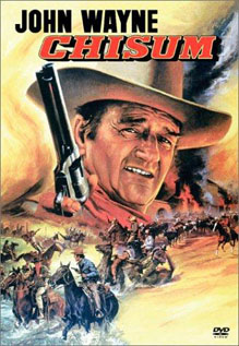 Chisum movie dvd video