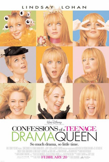 Confessions of a Teenage Drama Queen movie dvd video