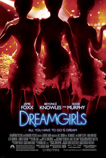 Dreamgirls dvd movie video