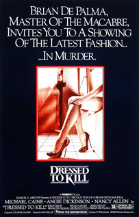 Dressed to Kill video dvd
