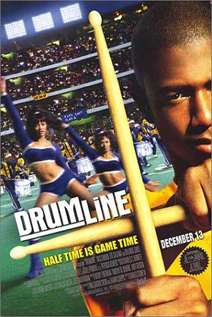 Drumline movie dvd video