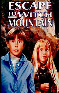 Escape to Witch Mountain movie video dvd