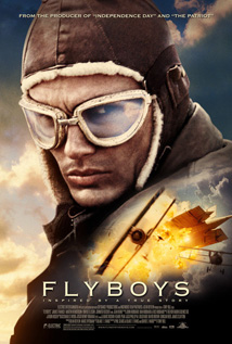 Flyboys dvd video movie
