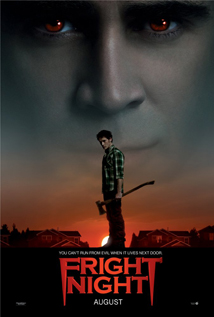 Fright Night dvd video movie