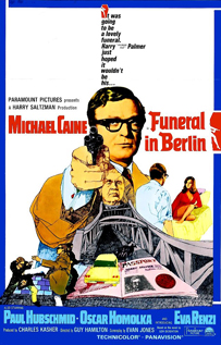 Funeral in Berlin movie video dvd