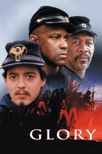 Glory dvd video movie