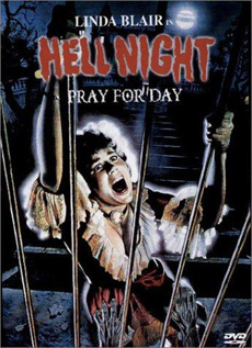 Hell Night video movie dvd