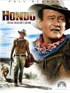 Hondo movie video dvd