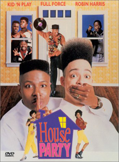 House Party movie dvd video