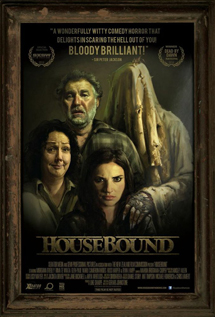 Housebound movie video dvd