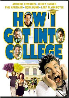 How I Got into College dvd video movie