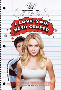 I Love You, Beth Cooper video movie dvd