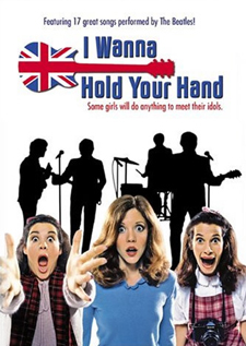 I Wanna Hold Your Hand movie dvd video