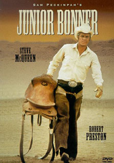 Junior Bonner movie video dvd