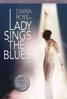 Lady Sings the Blues movie video dvd