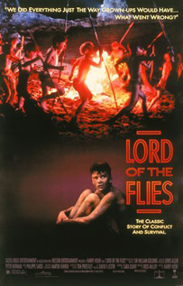 Lord of the Flies dvd video movie