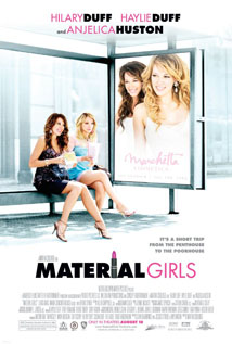 Material Girls video dvd movie