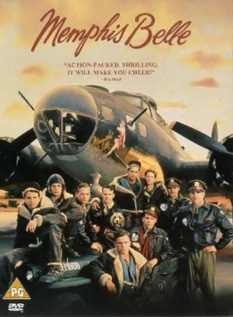 Memphis Belle movie dvd video