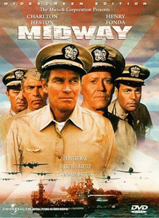 Midway movie dvd video