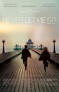 Never Let Me Go video dvd