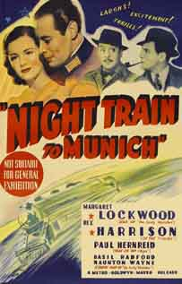 Night Train to Munich dvd video movie