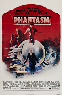 Phantasm movie video dvd