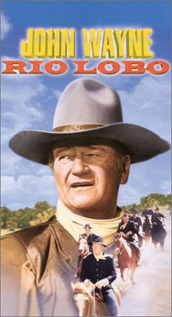Rio Lobo dvd video movie