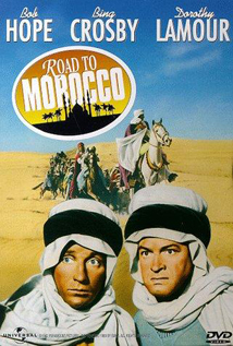 Road to Morocco movie video dvd