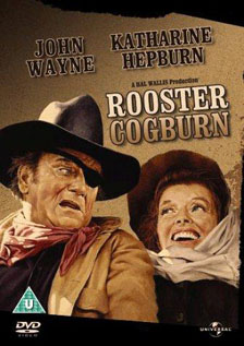 Rooster Cogburn movie video dvd