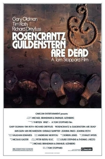 Rosencrantz and Guildenstern Are Dead movie video dvd