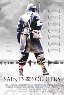 Saints and Soldiers video movie dvd