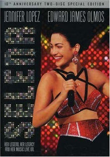 Selena video dvd movie