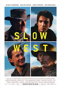 Slow West dvd video movie