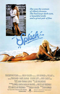 Splash dvd video movie