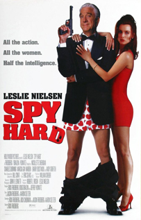 Spy Hard movie dvd video