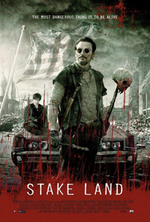 Stake Land movie dvd video