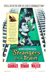 Strangers on a Train movie dvd video
